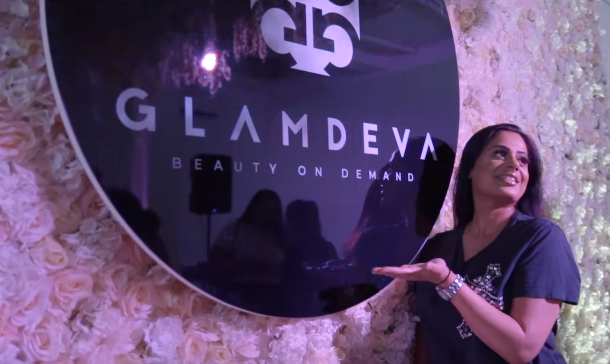 Glamdeva Customers youtube video