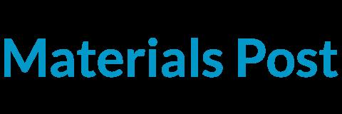materials post